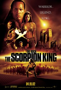 The Scorpion King kapak