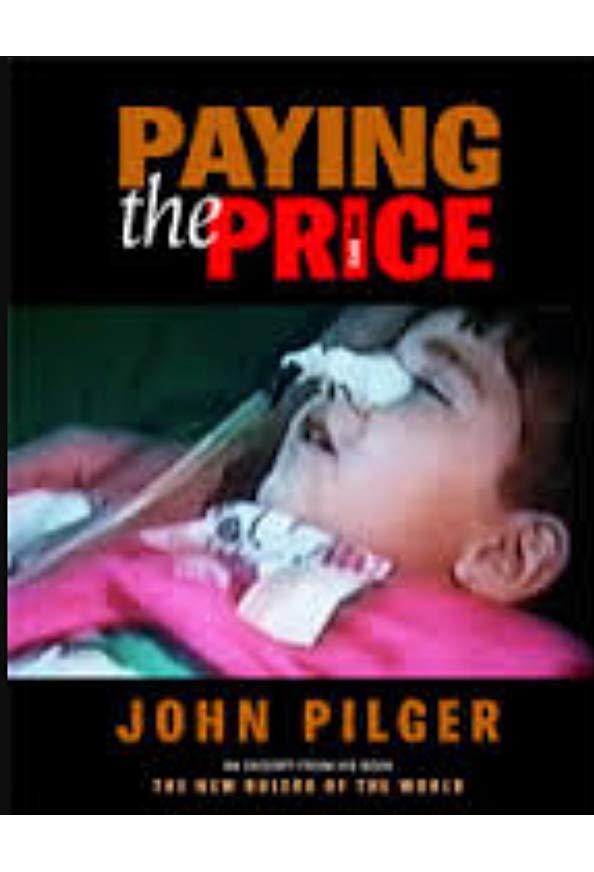 Paying the Price: Killing the Children of Iraq kapak