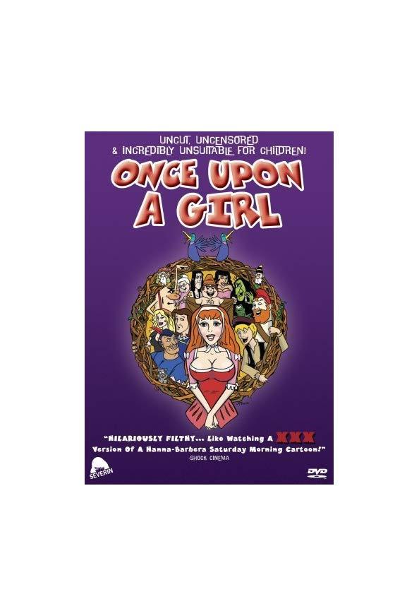 Once Upon a Girl.... kapak