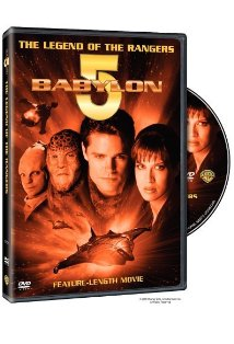 Babylon 5: The Legend of the Rangers: To Live and Die in Starlight kapak