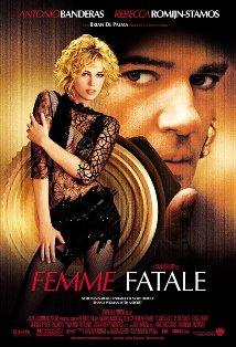 Femme Fatale kapak