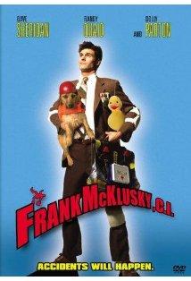 Frank McKlusky, C.I. kapak