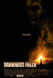 Darkness Falls kapak