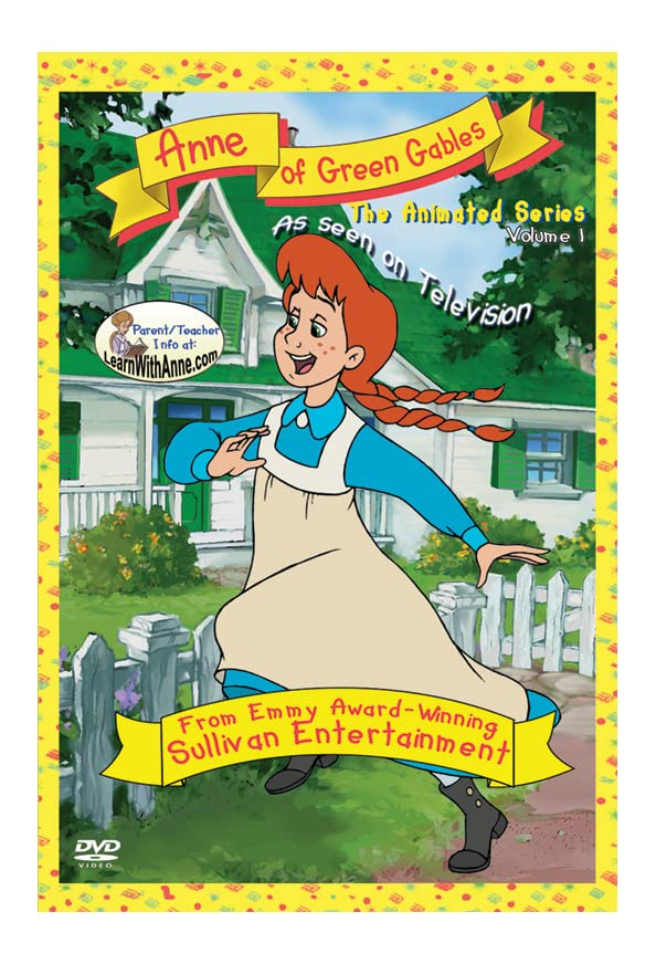 Anne of Green Gables: The Animated Series kapak