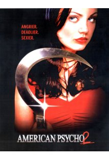 American Psycho II: All American Girl kapak