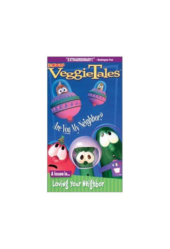 VeggieTales: Are You My Neighbor? kapak