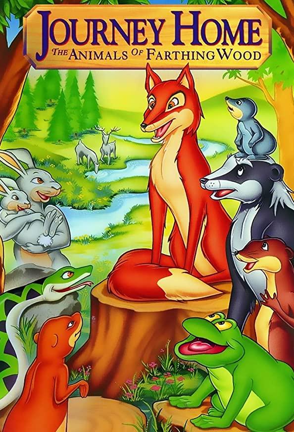 The Animals of Farthing Wood kapak