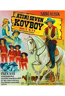 Atini seven kovboy kapak