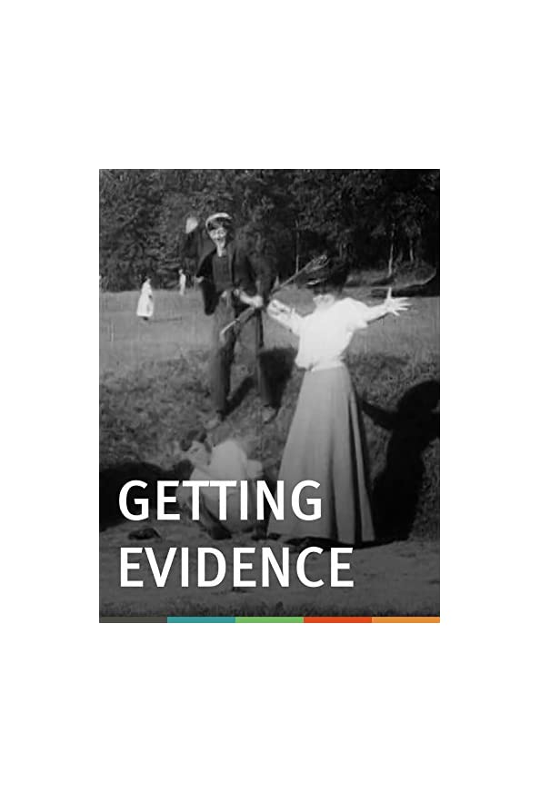 Getting Evidence kapak