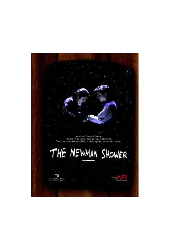 The Newman Shower kapak