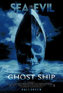 Ghost Ship kapak