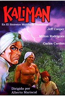 Kalimán en el siniestro mundo de Humanón kapak