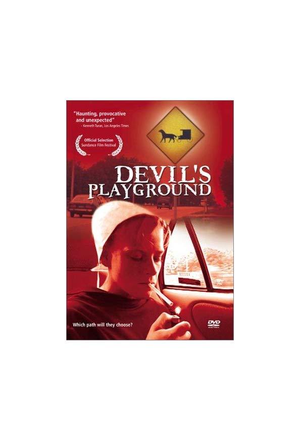 Devil's Playground kapak