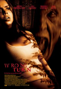 Wrong Turn kapak