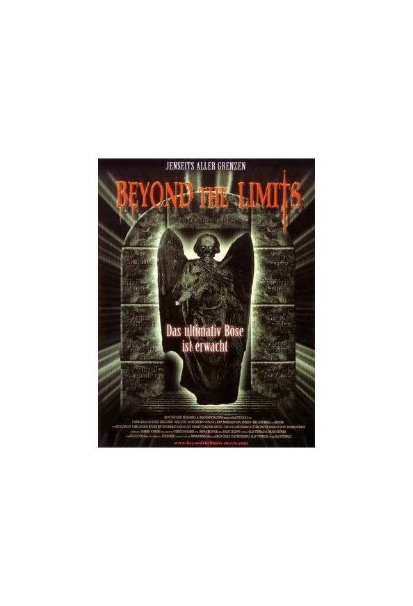 Beyond the Limits kapak