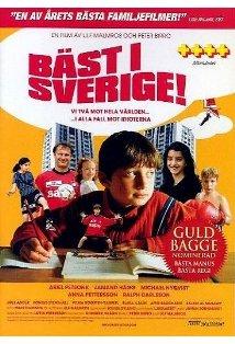 Bäst i Sverige! kapak