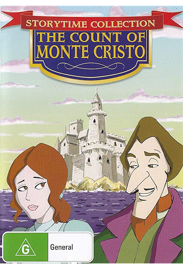 The Count of Monte-Cristo kapak