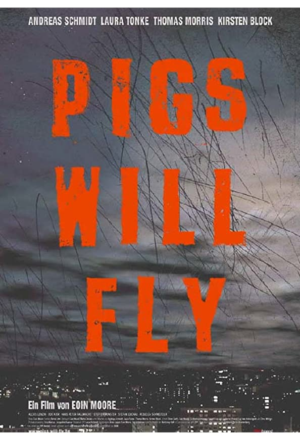 Pigs Will Fly kapak