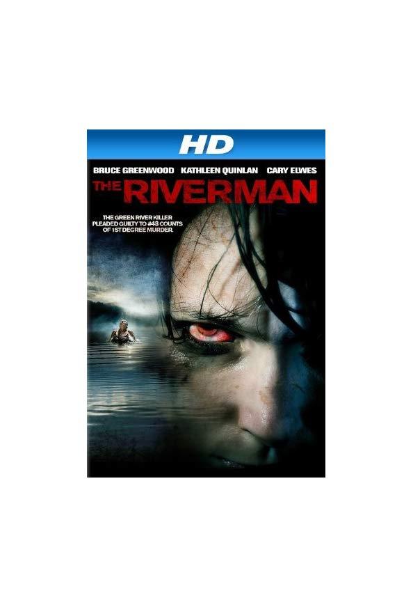The Riverman kapak