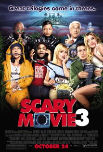 Scary Movie 3 kapak