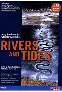 Rivers and Tides: Andy Goldsworthy Working with Time kapak