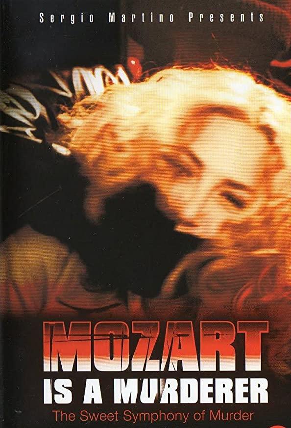 Mozart Is a Murderer kapak