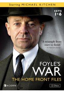 Foyle's War kapak