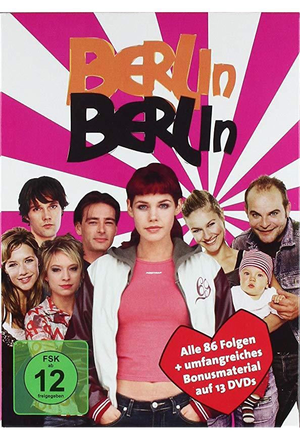Berlin, Berlin kapak