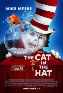 The Cat in the Hat kapak