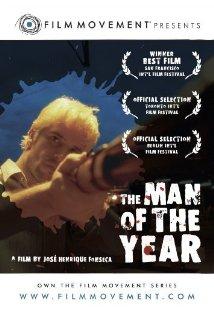 O Homem do Ano kapak