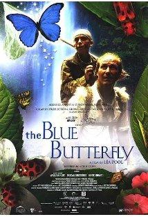 The Blue Butterfly kapak