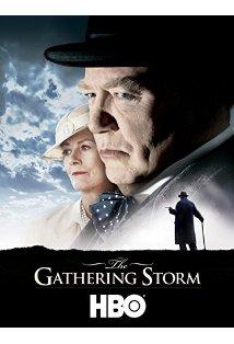 The Gathering Storm kapak