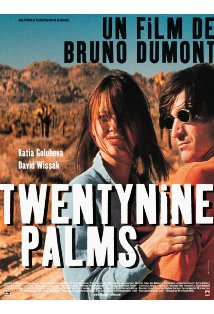 Twentynine Palms kapak