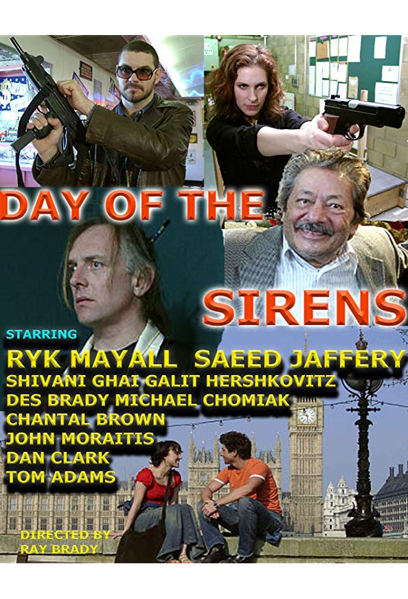 Day of the Sirens kapak