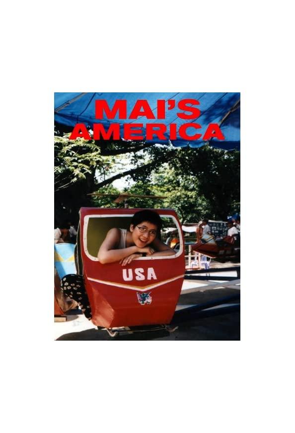 Mai's America kapak