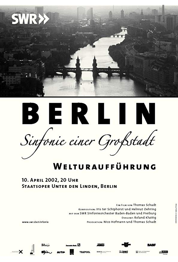 Berlin Symphony kapak