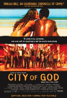 City of God kapak