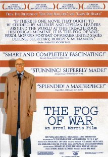The Fog of War: Eleven Lessons from the Life of Robert S. McNamara kapak