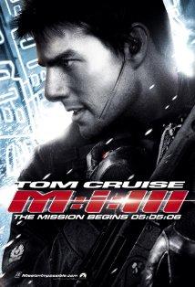 Mission: Impossible III kapak