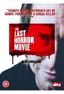 The Last Horror Movie kapak