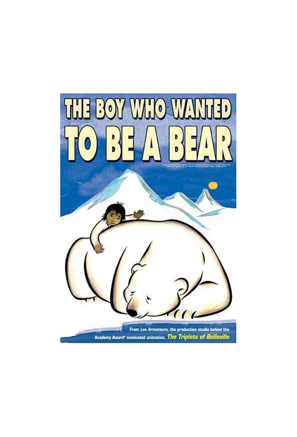 The Boy Who Wanted to Be a Bear kapak