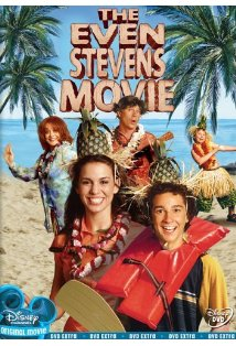 The Even Stevens Movie kapak