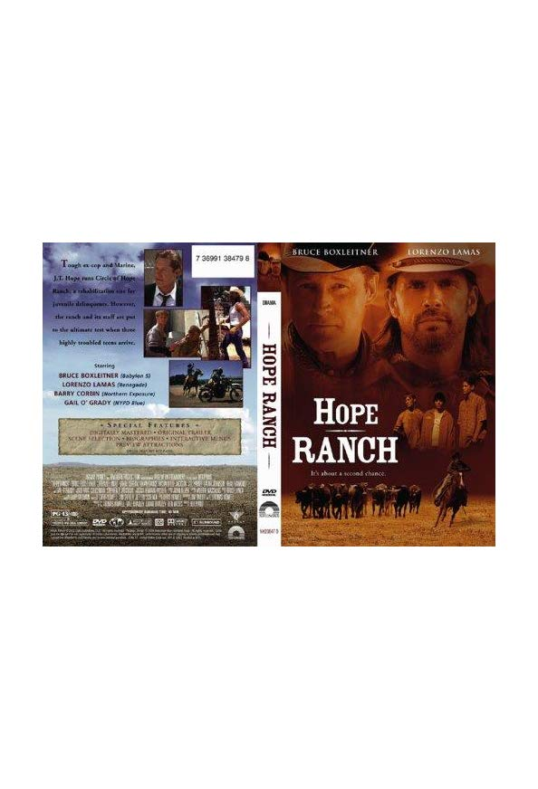 Hope Ranch kapak