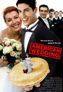American Wedding kapak