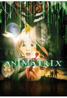 The Animatrix kapak