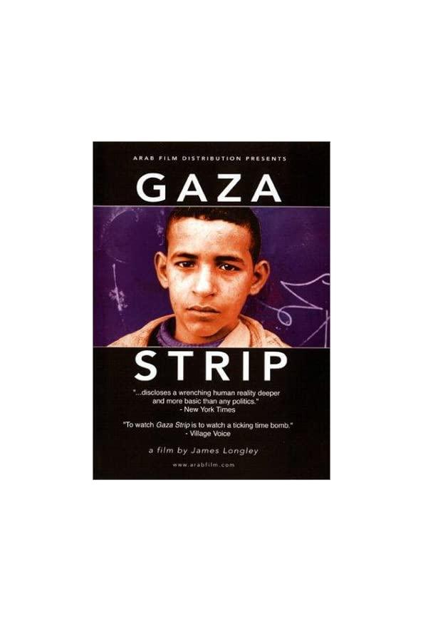 Gaza Strip kapak