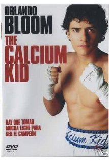 The Calcium Kid kapak