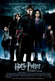 Harry Potter and the Goblet of Fire kapak