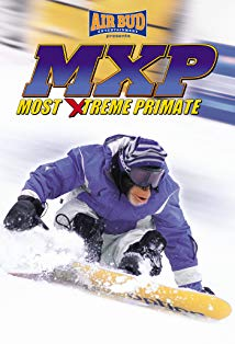 MXP: Most Xtreme Primate kapak