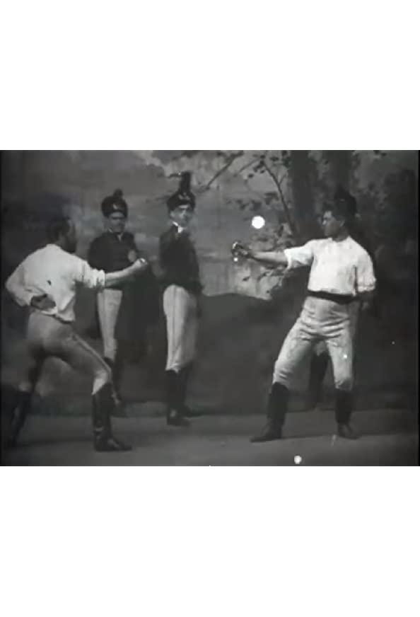 Duel Scene, 'By Right of Sword' kapak